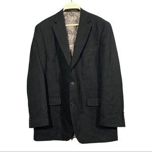 Vintage Ralph Lauren single breast business jacket